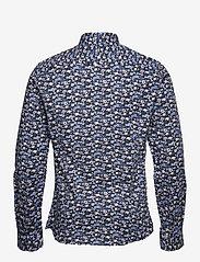SAND - 8644 - Iver 2 - casual skjortor - medium blue - 1