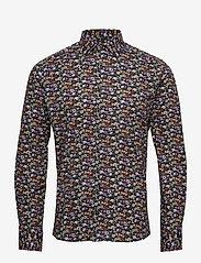 SAND - 8644 - Iver 2 - casual skjortor - pattern - 0