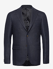 SAND - 6269 - Star Napoli Normal - blazers met enkele rij knopen - medium blue - 0