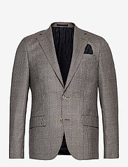 SAND - 1691 - Star Napoli Normal - single breasted blazers - light camel - 0