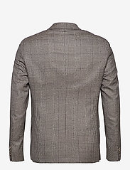 SAND - 1691 - Star Napoli Normal - single breasted blazers - light camel - 1