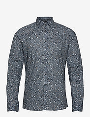 SAND - 8619 - Iver 2 - business skjortor - blue - 0