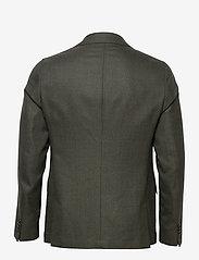 SAND - 6135 - Jones Napoli 1/2 Normal - single breasted blazers - green - 1