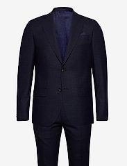SAND - 1821 - Star Napoli-Craig Normal - kostymer - dark blue/navy - 0