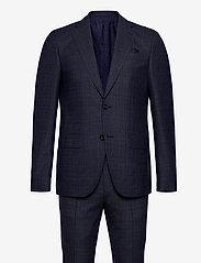 SAND - 1821 - Star Napoli-Craig Normal - kostymer - medium blue - 0
