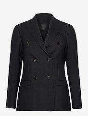 SAND - 2558 - Rani DB - vestes habillées - black - 0