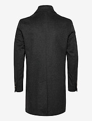 SAND - Cashmere Coat - Sultan Tech - ullrockar - charcoal - 4