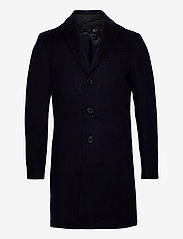 SAND - Cashmere Coat - Sultan Tech - villakangastakit - medium blue - 2