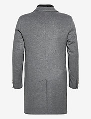 SAND - Cashmere Coat - Sultan Tech - villakangastakit - medium grey - 2