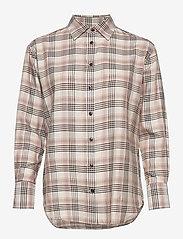 SAND - 3413 - Nube - långärmade skjortor - off white - 0