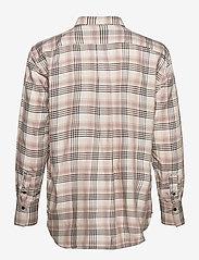 SAND - 3413 - Nube - långärmade skjortor - off white - 1