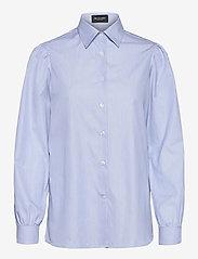 SAND - 8753 - Loreto - chemises à manches longues - blue - 0