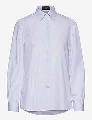 SAND - 8754 - Loreto - långärmade skjortor - ecru/light sand - 0