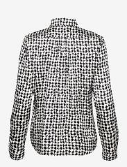 SAND - 3174 Satin - Latia - blouses à manches longues - pattern - 1