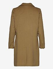 SAND - Cashmere Coat W - Britni 2 - manteaux en laine - camel - 1
