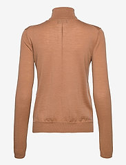 SAND - Fellini - Trish - turtlenecks - camel - 1