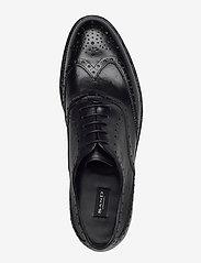 SAND - Footwear MW - F316 - snörskor - black - 3