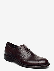 SAND - Footwear MW - F316 - nauhakengät - dark brown - 0