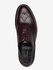 SAND - Footwear MW - F316 - nauhakengät - dark brown - 3