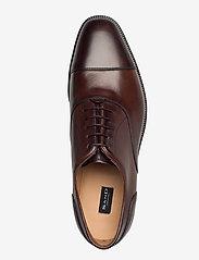 SAND - Footwear MW - F726 - nauhakengät - dark brown - 3