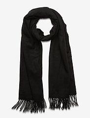SAND - Scarf - tørklæder - black - 0
