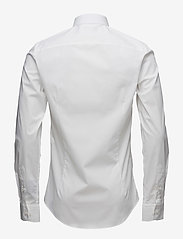 SAND - Poplin Stretch - Iver - business shirts - optical white - 1
