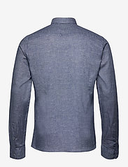 SAND - 8758 - Iver C 2 - oxford-skjortor - medium blue - 1