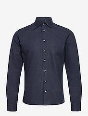 SAND - 8759 - Iver C 2 - oxford-skjortor - dark blue/navy - 0
