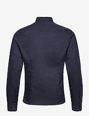 SAND - 8759 - Iver C 2 - oxford-skjortor - dark blue/navy - 1