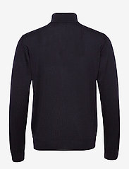 SAND - Merino Embr. - Ingram - basic strik - dark blue/navy - 1