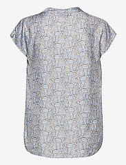SAND - 3418 - Prosi Top S - blouses à manches courtes - pattern - 1
