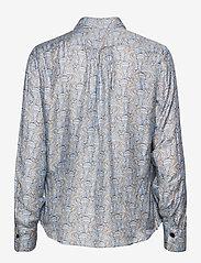 SAND - 3418 - Latia - långärmade skjortor - pattern - 1