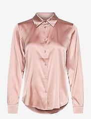 SAND - 3176 - Latia - chemises à manches longues - dark nude - 0