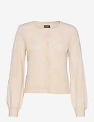 SAND - 5210 - Amaral - cardigans - beige - 0
