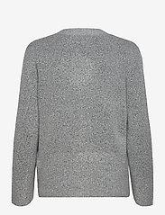 SAND - 5210 - Alp Cardigan - koftor - grey - 1