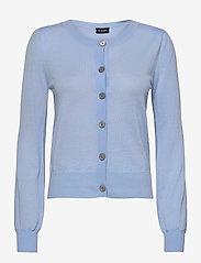 SAND - Fellini - Isamu - cardigans - pale blue - 0