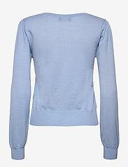 SAND - Fellini - Isamu - cardigans - pale blue - 1
