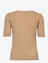 SAND - Fellini F - Leanna - hauts tricotés - light camel - 1