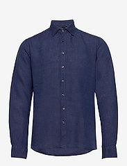 SAND - 8823 - State NC - basic skjortor - dark blue/navy - 0