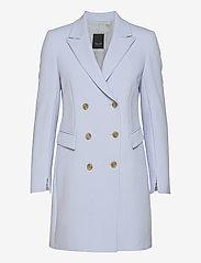 SAND - 3596 - Keiko Dress - dunne jassen - blue - 0