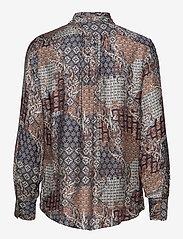 SAND - 3424 - Latia - overhemden met lange mouwen - pattern - 1