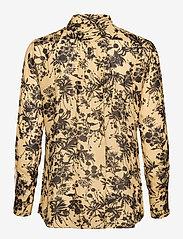 SAND - 3430 - Latia Long - overhemden met lange mouwen - pale yellow - 1