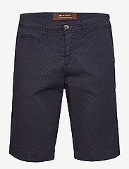 SAND - 2567 - Dolan Short - chino's shorts - dark blue/navy - 0