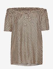 SAND - 3437 - Astride Top - blouses met korte mouwen - soft pink - 0