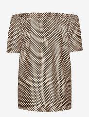 SAND - 3437 - Astride Top - blouses met korte mouwen - soft pink - 1