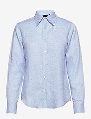 SAND - 8727 W - Sandie New - overhemden met lange mouwen - light blue - 0
