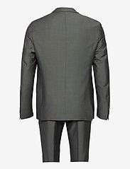 SAND - Prunella Mohair - Star Napoli-Craig - kostuums met enkele rij knopen - dark green - 1