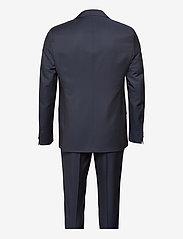 SAND - Prunella Mohair - Star Napoli-Craig - kostuums met enkele rij knopen - medium blue - 2
