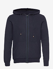 SAND - 5488 - Hoodie Ingram - basic sweatshirts - dark blue/navy - 0