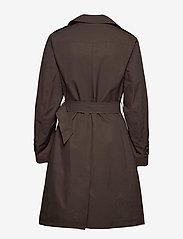 SAND - Techno Cotton W - Quita New - trenchcoats - olive/khaki - 1